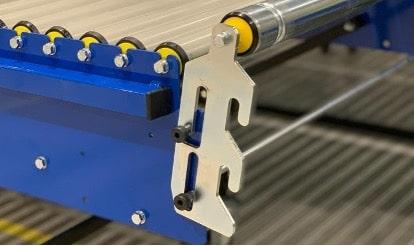 PowerFlex SmartFlow Roller Stop Connector FMH Conveyors