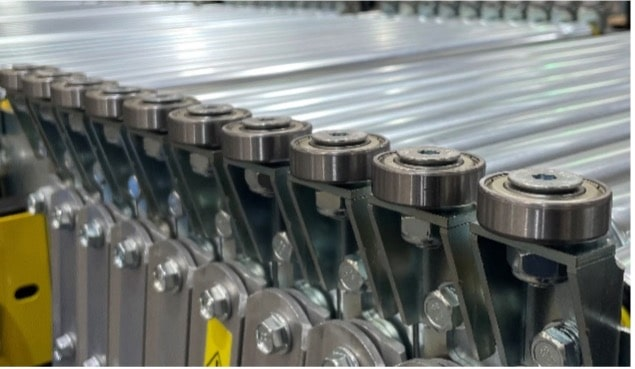 PowerFlex SmartFlow Sideguides FMH Conveyors